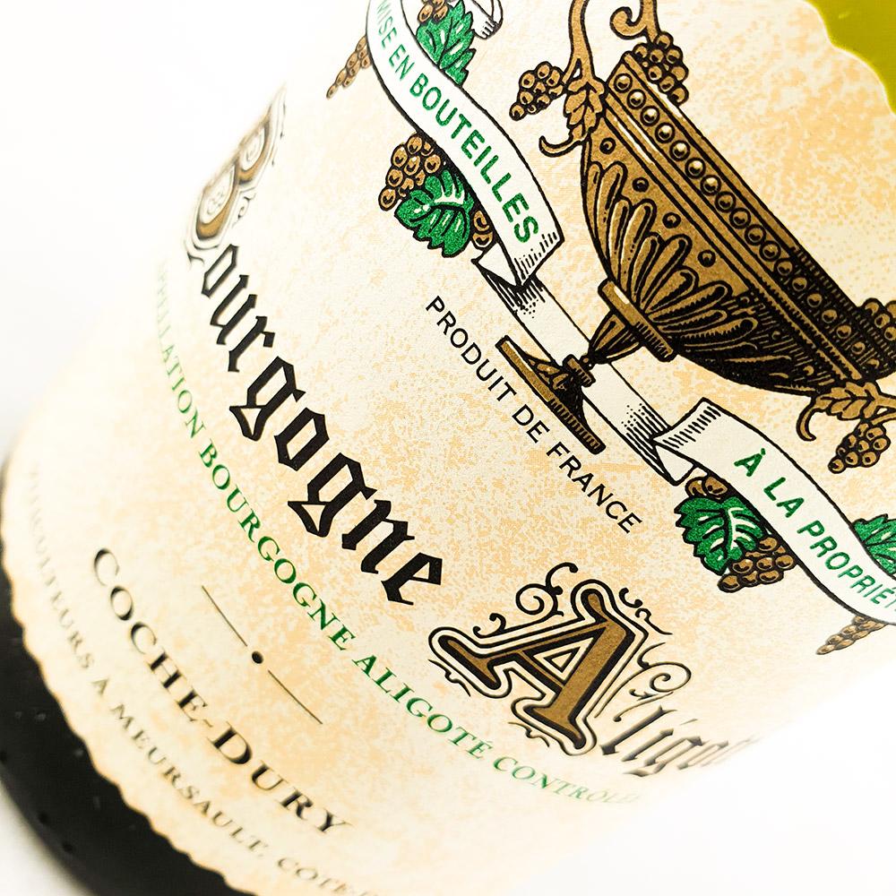 Coche Dury Bourgogne Aligote 2017