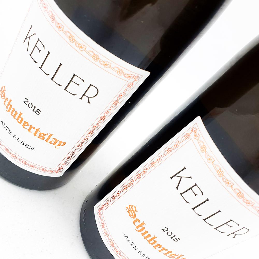 LOT #47 - 2 x Weingut Keller Schubertslay GG Alte Reben 2018