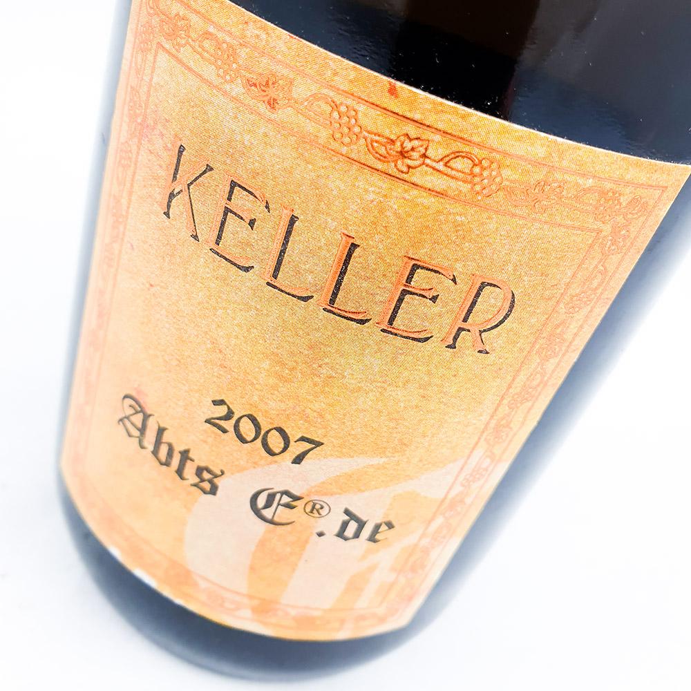 LOT #02 - Weingut Keller AbtsE GG 2007 MAGNUM
