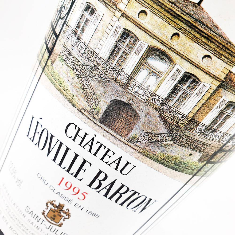Chateau Leoville-Barton 1995 Double-Magnum (3l) in OWC