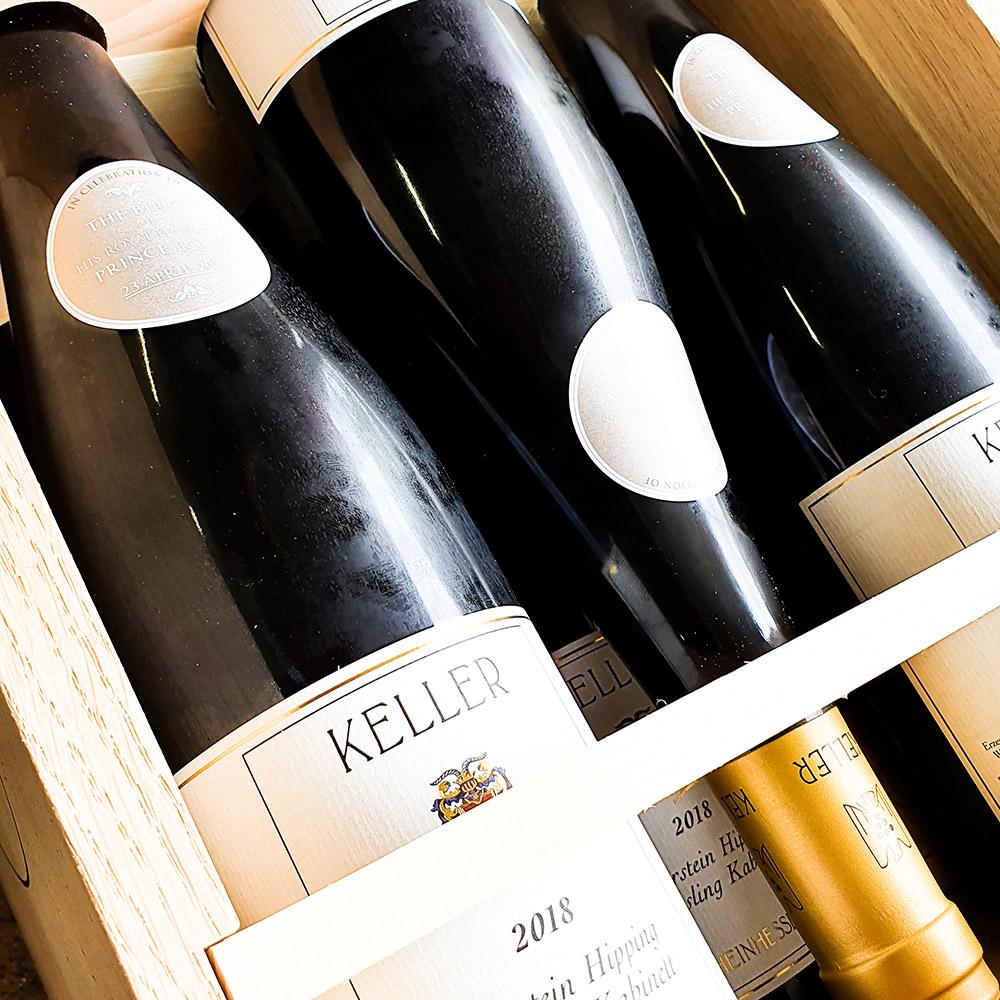 LOT #60 - 6-OWC Weingut Keller Hipping Kabinett 2018